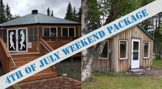 4th of July Weekend Package