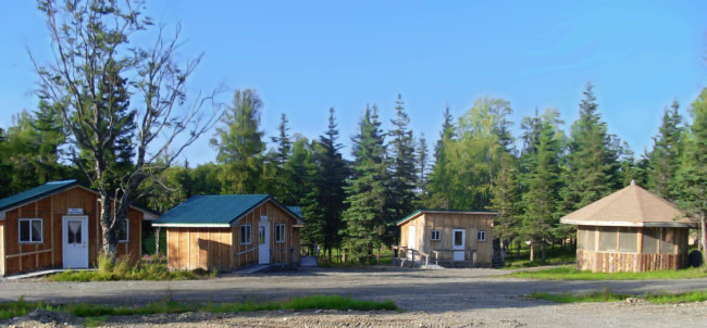 NINILCHIK 132.6 CABINS AND RV PARK