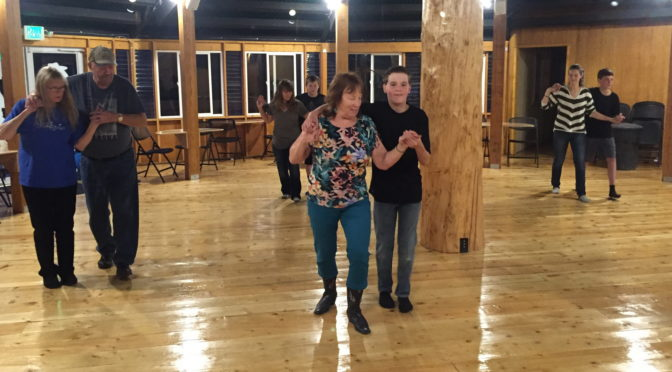 Cactus Cha-Cha Lessons at Goody 2 Shoes Dance Hall