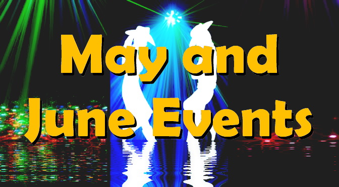 Goody2Shoes: May and June Events